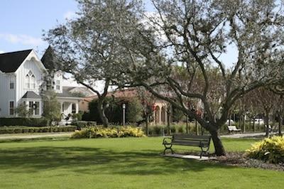 Park in Gainesville FL.
