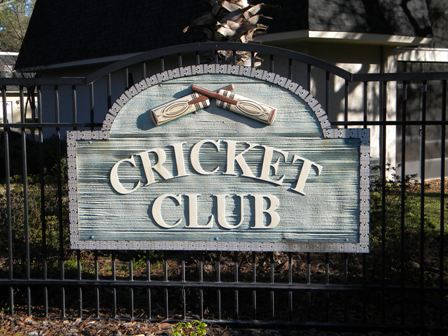 Cricket Club Condominiums in SW Gainesville FL