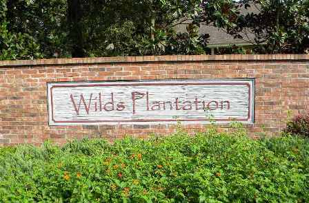 Home Search in SW Gainesville - Wilds Plantation