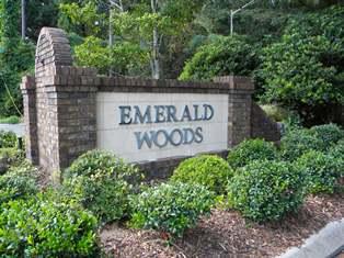 Emerald Woods Neighborhood in Gainesville Fl
