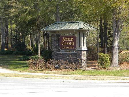 Arbor Greens Community - Homes for Sale - Gainesville