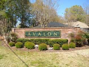 Avalon Neighborhood in SW Gainesville