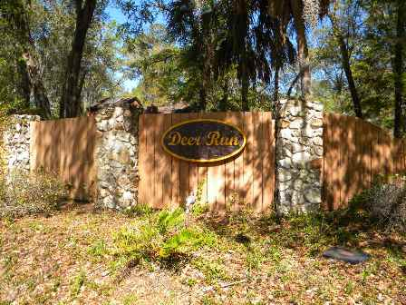Deer Run - Homes for Sale in Gainesville FL
