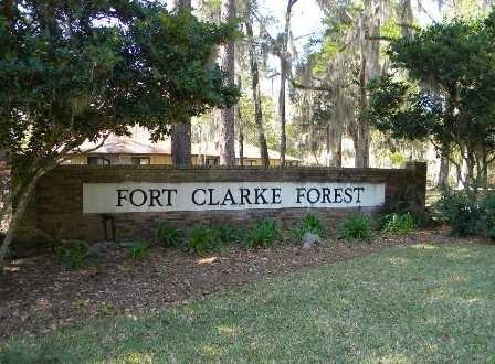 Fort Clarke Forest Neighborhood