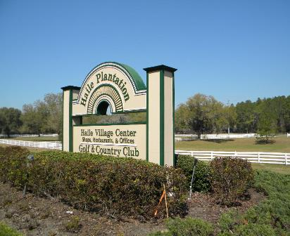 Haile Plantation Community - Gainesville Fl