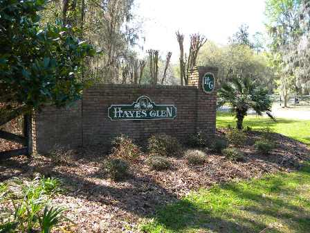 Hayes Glen Homes in Gainesville FL