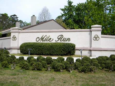 Mile Run - Homes and Townhomes for Sale - Gainesville FL