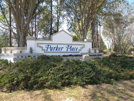 Parker Place Community - Homes for Sale - Gainesville FL
