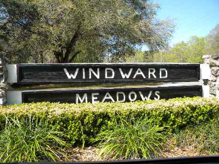 Windward Meadows Homes for Sale in Gainesville FL
