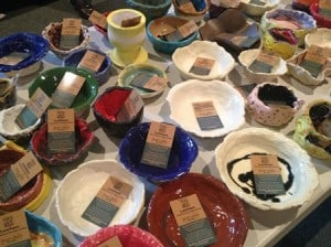 2nd Annual Empty Bowls Lunch Event