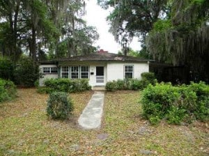 Oak Park Home Near UF - MLS# 342064