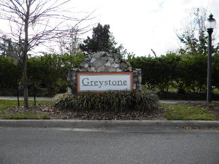 Greystone Neighborhood in Gainesville FL