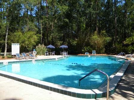 Gainesville Neighborhoods with a Community Pool