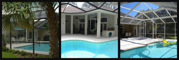 homes for sale with swimming pools in the gainesville fl area