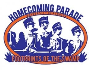 UF Homecoming Parade 2013