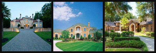 Luxury Estates in Gainesville