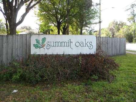 Summit Oaks Neighborhood In Gainesville