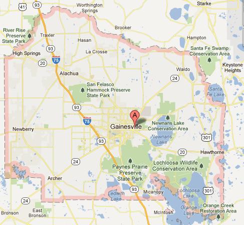 Gainesville Communities