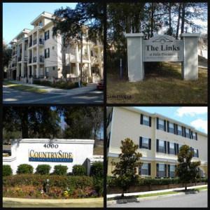 Gainesville Condominiums