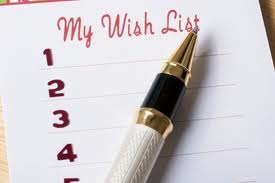 What is Your Wish List