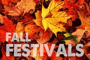 2018 Fall Festivals for Gainesville