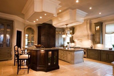 Gainesville Luxury Homes Kitchen