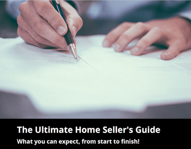 The Ultimate Home Sellers Guide Booklet