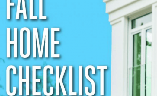 Your Fall Checklist