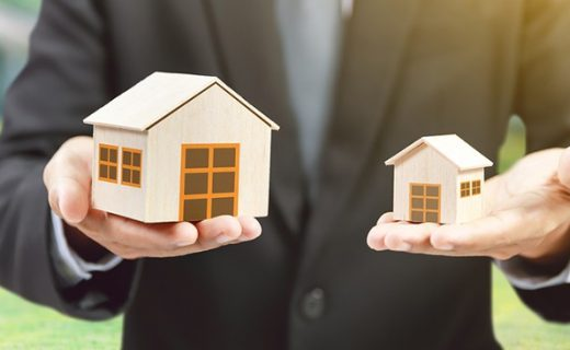 Upsides to Downsizing Your Home
