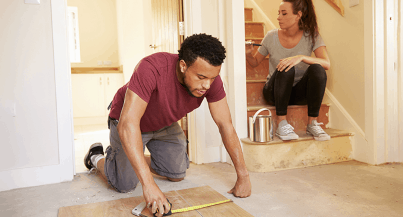 Home Improvements You Can Tackle When You're Stuck At Home